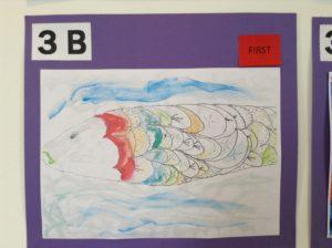 Primary 3 Winner - Heidi Blake, Ayton